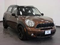 This 2013 MINI Cooper Countryman S ALL4 is proudly