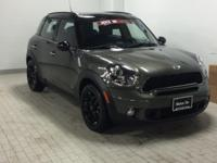 FUEL EFFICIENT 30 MPG Hwy/23 MPG City! MINI Certified,