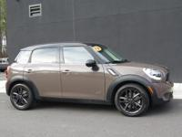 **2013 COUNTRYMAN S**ALL4**REAL LEATHER!!!**HEATED