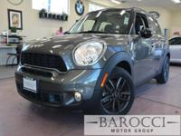 Options:  2013 Mini Countryman Cooper S 4Dr