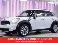 S trim. CARFAX 1-Owner, MINI Certified, LOW MILES -