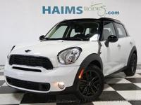 Buy and drive worry free!! Low Mileage 2013 Mini Cooper