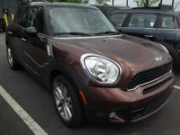 **2013 MINI COUNTRYMAN S**LOCAL TRADE-IN**FACTORY ALLOY