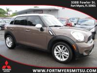 2013 MINI Cooper S Countryman in Brilliant Copper