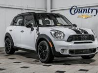 Mini... Cooper S... Countryman... 1.6 i4 Turbo...