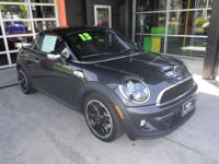 2013 MINI Coupe 2dr Cooper S Cooper S. Our Location is: