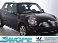 Recent Arrival! Clean CARFAX. This 2013 MINI Cooper in