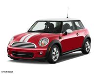 2013 MINI Cooper Hardtop Certified Pre Owned with a One
