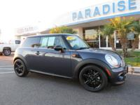 Options:  2013 Mini Cooper Hardtop 2Dr Cpe|Front Wheel