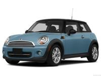 *LOW MILES! *MOONROOF! *MINI CERTIFIED PRE-OWNED This