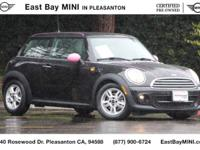 Options:  2013 Mini Cooper Hardtop|Midnight Black