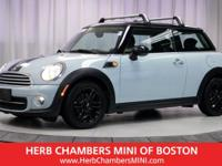 MINI Certified, CARFAX 1-Owner, ONLY 48,689 Miles!