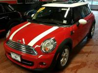 MINI Certified, Excellent Condition, LOW MILES -