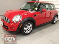 Options:  2013 Mini Cooper Hardtop 2Dr Cpe|4 Cylinder