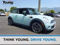 2013 MINI COOPER. YOU GOTTA SEE THIS  Options:  6