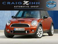 Recent Arrival! 2013 MINI Cooper S Base FWD 6-Speed
