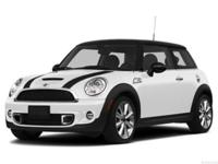 MINI Certified, CARFAX 1-Owner, ONLY 33,169 Miles!