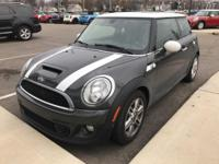 2013 Mini Cooper S Eclipse Gray Metallic CARFAX