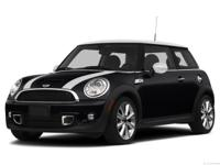 2013 MINI Cooper S. Quirky British character and