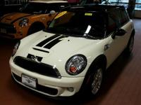 MINI Certified, GREAT MILES 28,367! S trim. EPA 35 MPG