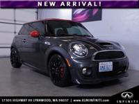 John Cooper Works with all options, $40950 MSRP, Cold
