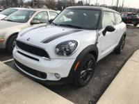 2013 Mini Cooper S Paceman Pepper White CARFAX