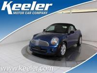 New Price! CARFAX One-Owner. 2013 Mini Cooper Roadster