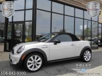 1-OWNER... LOW Miles... READY for Summer!! 2013 MINI