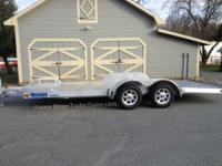 THANKS Cargo Trailers Car Haulers. 2013 Mission