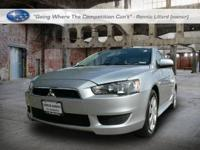 2013 Mitsubishi Lancer 4dr Car ES Our Location is: