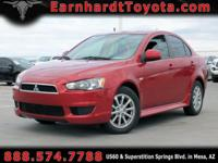 We are happy to offer you this 2013 Mitsubishi Lancer