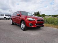 2013 Mitsubishi Outlander Sport ES with Automatic