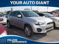 Sturdy and dependable, this Used 2013 Mitsubishi