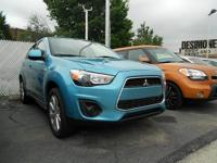 Exterior Color: laguna blue metallic, Body: SUV,