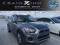 Recent Arrival! CARFAX One-Owner. Gray 2013 Mitsubishi