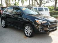 No accidents Clean Carfax. Outlander Sport SE, 2.0L I4