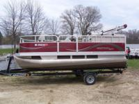 (920) 663-6083 ext.73 LIKE NEW, 16' fishing layout