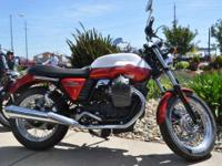 2013 Moto Guzzi V7 Special BEAUTIFUL COLOR! Looking for