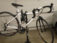 Like brand new (ridden 3 times) 2013 Nashbar Women's