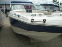 Here's a new model for 2013. The NauticStar 223. It is