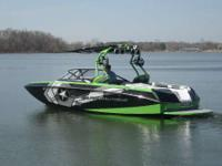 Boats Ski and Wakeboard 3425 PSN. Inside and out this