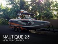 2013 Nautique G23 Super Air Nautique - Stock #080486 -