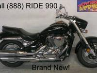 2013 new Suzuki Boulevard M-50 for sale. This is a
