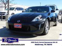 2013 Nissan 370Z 2dr Car Touring Our Location is: El