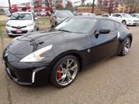 This outstanding example of a 2013 Nissan 370Z Touring