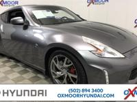 Nissan 370Z Touring CLEAN CARFAX, LEATHER, NAVIGATION,