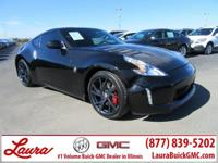 1-Owner New Vehicle Trade! 3.7 V6 RWD. 6-Speed Manual,