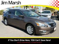 Treat yourself to a test drive in the 2013 Nissan