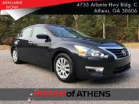 Check out this 2013 Nissan Altima 2.5 S. Its Variable