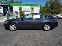 Options:  2013 Nissan Altima 2.5 S 4Dr